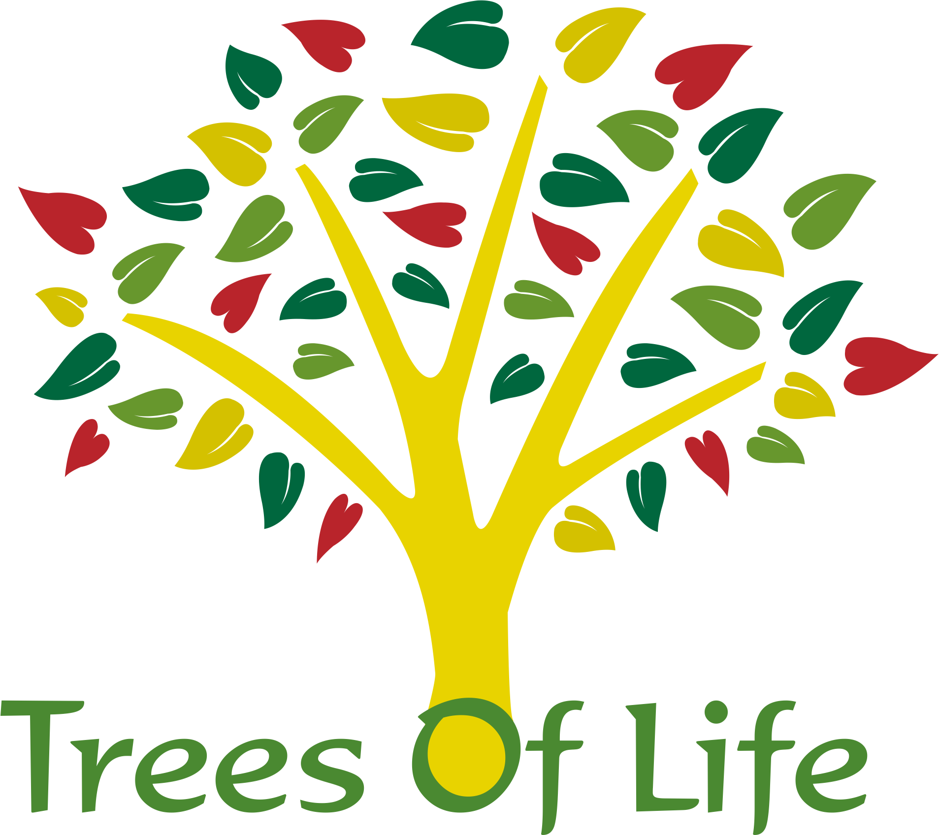 trees of life logo